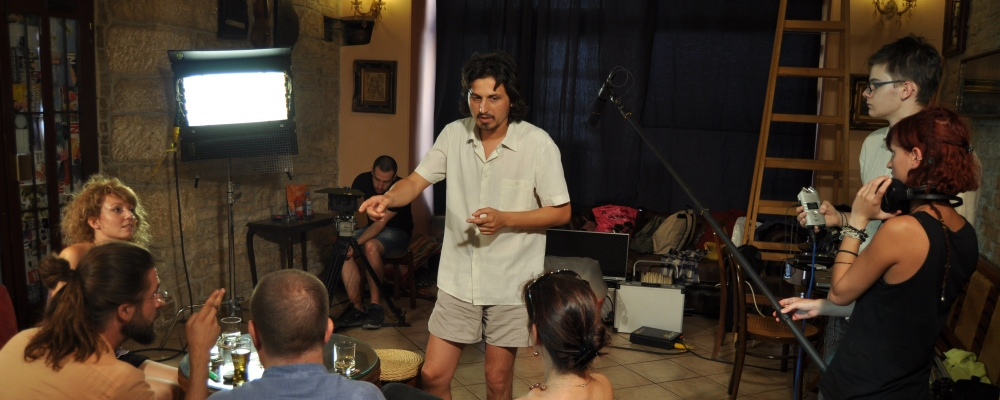 Vodnjan film festival u Fažani film festival u Pulskoj filmskoj tvornici