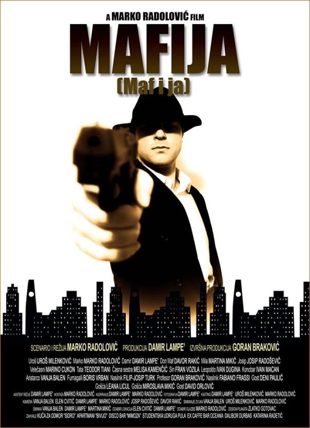 Mafija - plakat