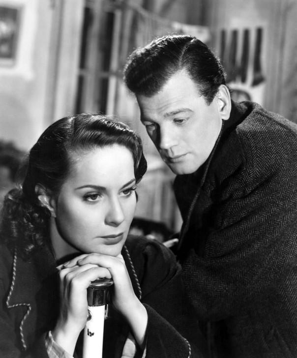 THE THIRD MAN, Alida Valli, Joseph Cotten, 1949