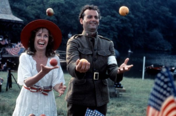 THE RAZOR'S EDGE, Catherine Hicks, Bill Murray, 1984. (c) Columbia Pictures/.