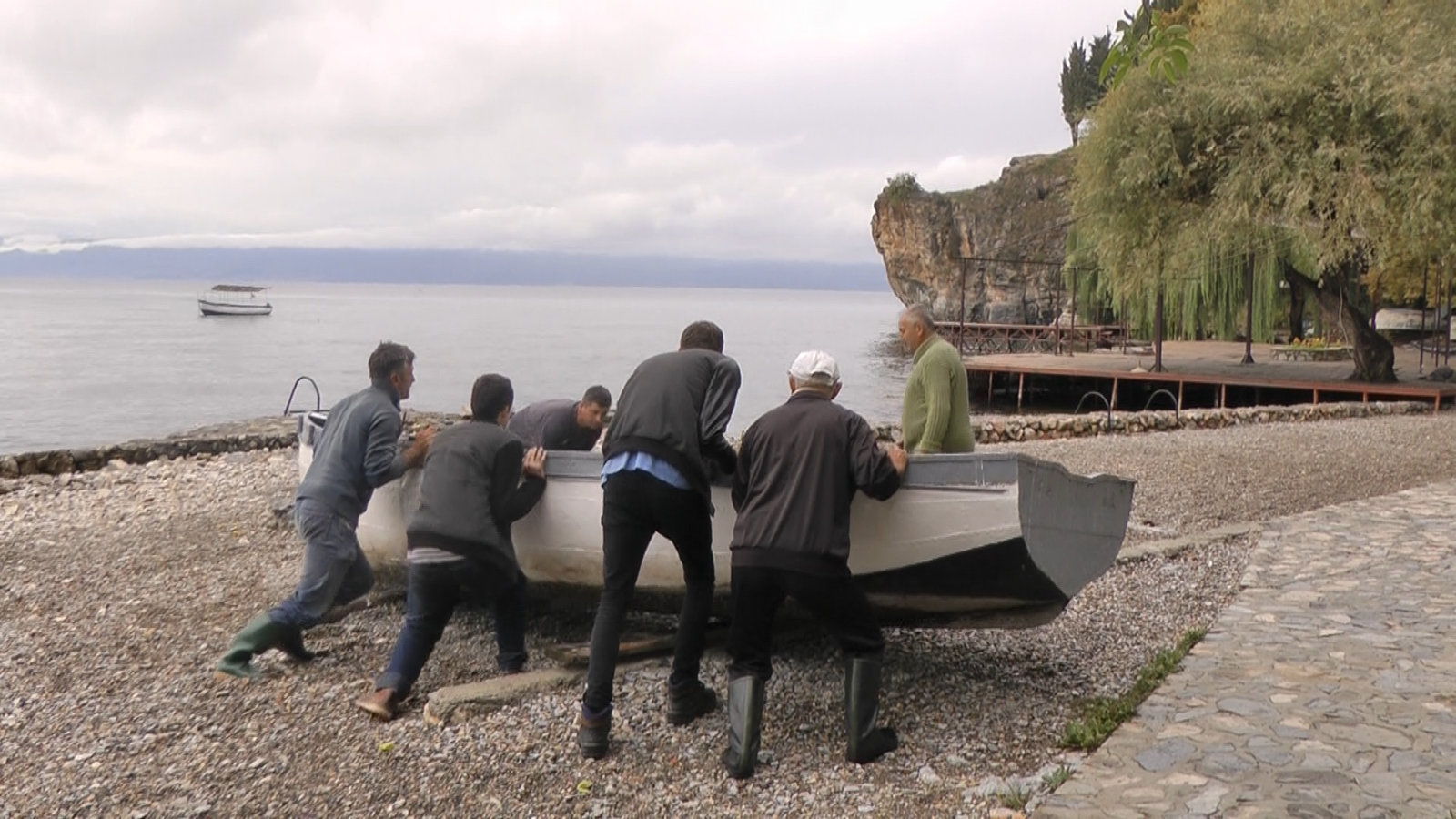 Running with the Refugees u Klubu Pulske filmske tvornice